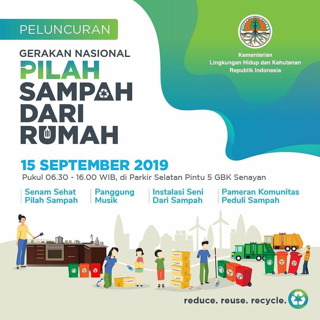 Agenda Kegiatan Kementerian Lingkungan Hidup Dan Kehutanan