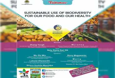 Sustainable Use of Biodiversity for Our Food and Our Health