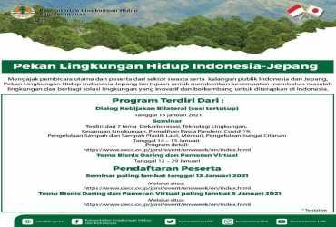 Pekan Lingkungan Hidup Indonesia-Jepang