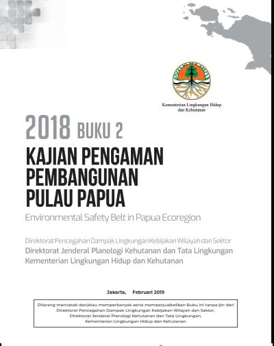 Buku 2 Kajian Pengaman Pembangunan Pulau Papua