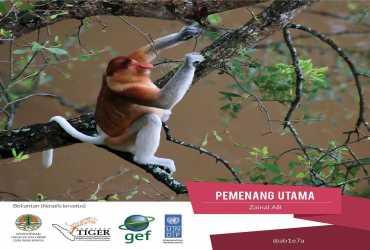 Pemenang Utama Lomba Foto Satwa Liar Kebanggaan Indonesia