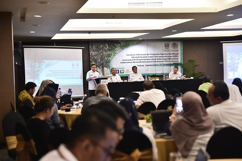 Perhutanan Sosial Menjadi Fokus Aksi Mitigasi Perubahan Iklim di Sumatera Barat
