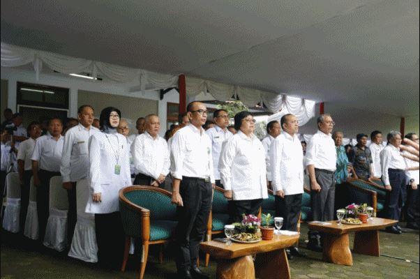 Kenang Pahlawan Rimbawan, Menteri LHK Apresiasi Kerja Keras Jajarannya