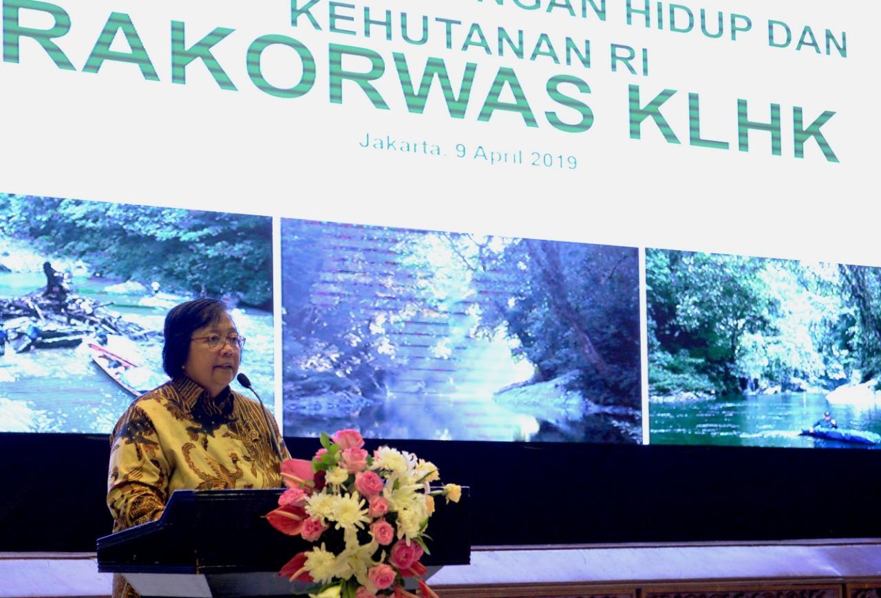 Menteri LHK:  Akuntabilitas Kunci Utama Good Governance