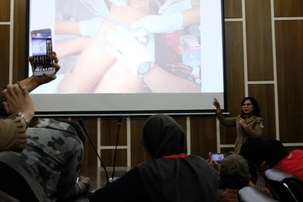 Penanganan Konflik Dengan Harimau Sumatera dI Padang Lawas