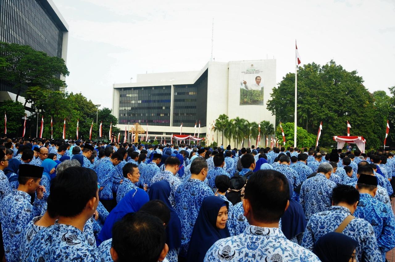 Bangun Persatuan Bangsa Melalui Upacara Peringatan Hari Kelahiran Pancasila