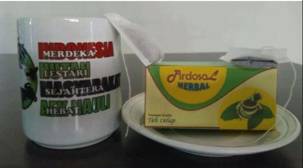 Pirdosol  Herbal Pirdot Anti Diabetes Produk Balitbang LHK Aek Nauli