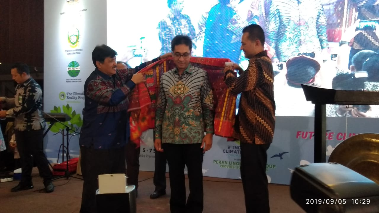 9th Indonesia Climate Change Forum and Expo (ICCFE) 2019, Aksi Iklim Untuk Semua
