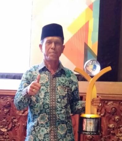 Nagari Binaan BBTN Kerinci Seblat, Juara I ProKlim 2019