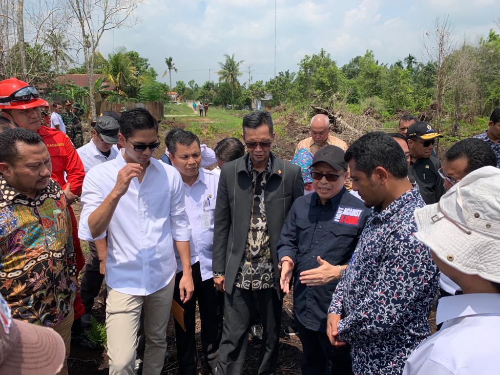 Di Riau, Komisi IV DPR RI Apresiasi Komitmen KLHK dalam Penegakan Hukum Karhutla