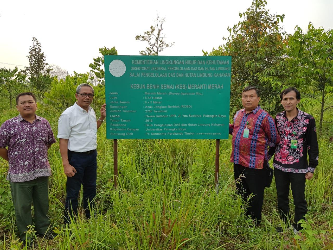 Komisi IV DPR RI Dorong KLHK untuk Lebih Memperkuat Relawan Cegah Api di Kalimantan Tengah