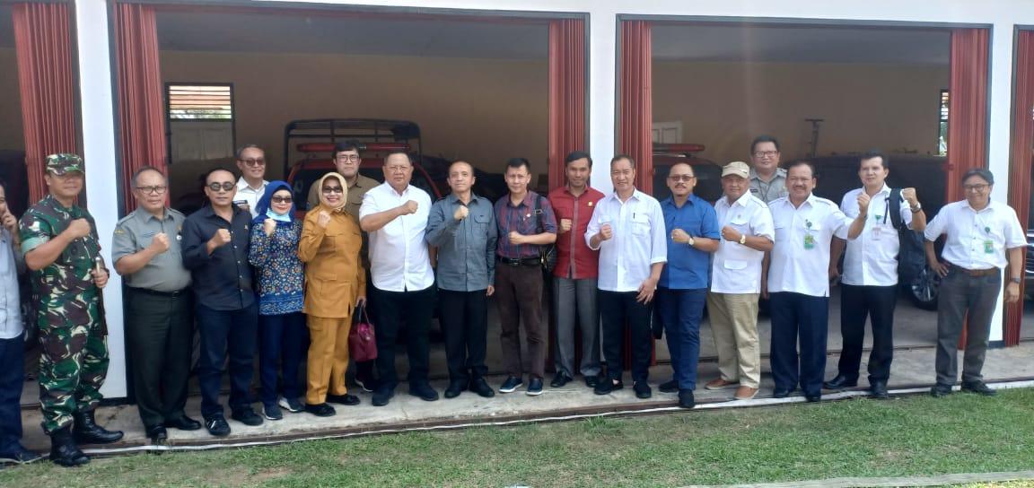 Komisi IV DPR RI Apresiasi Upaya Pengendalian Karhutla di Provinsi Jambi