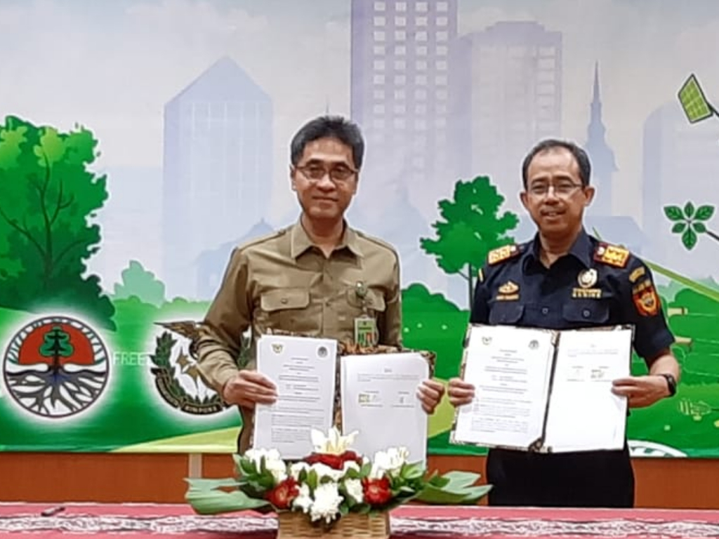 Bea Cukai akan Pakai AIKO-KLHK di Seluruh Indonesia