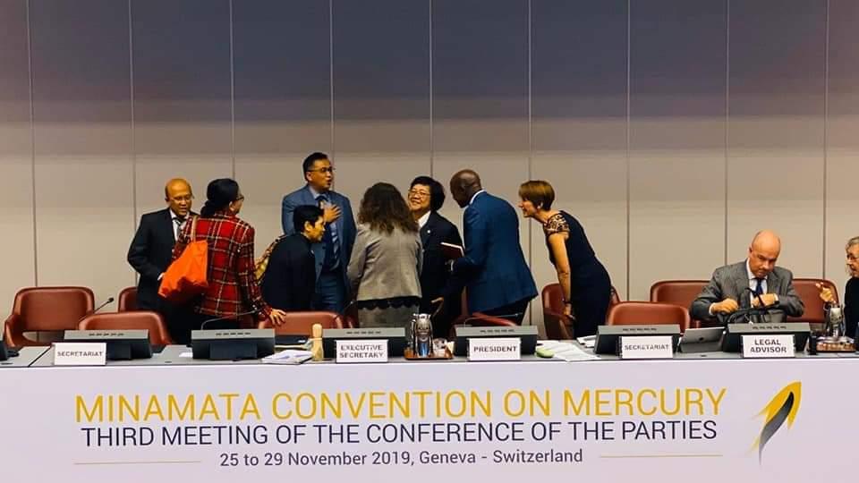 Indonesia Ditetapkan Menjadi Tuan Rumah COP-4 Konvensi Minamata