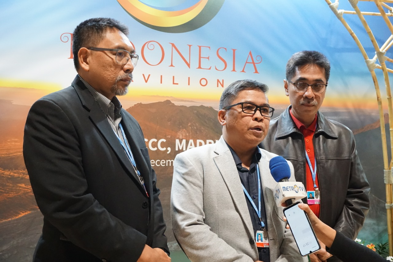 Indonesia Siap Berjuang Pada Konferensi Para Pihak Perubahan Iklim Ke-25 (COP 25) di Madrid