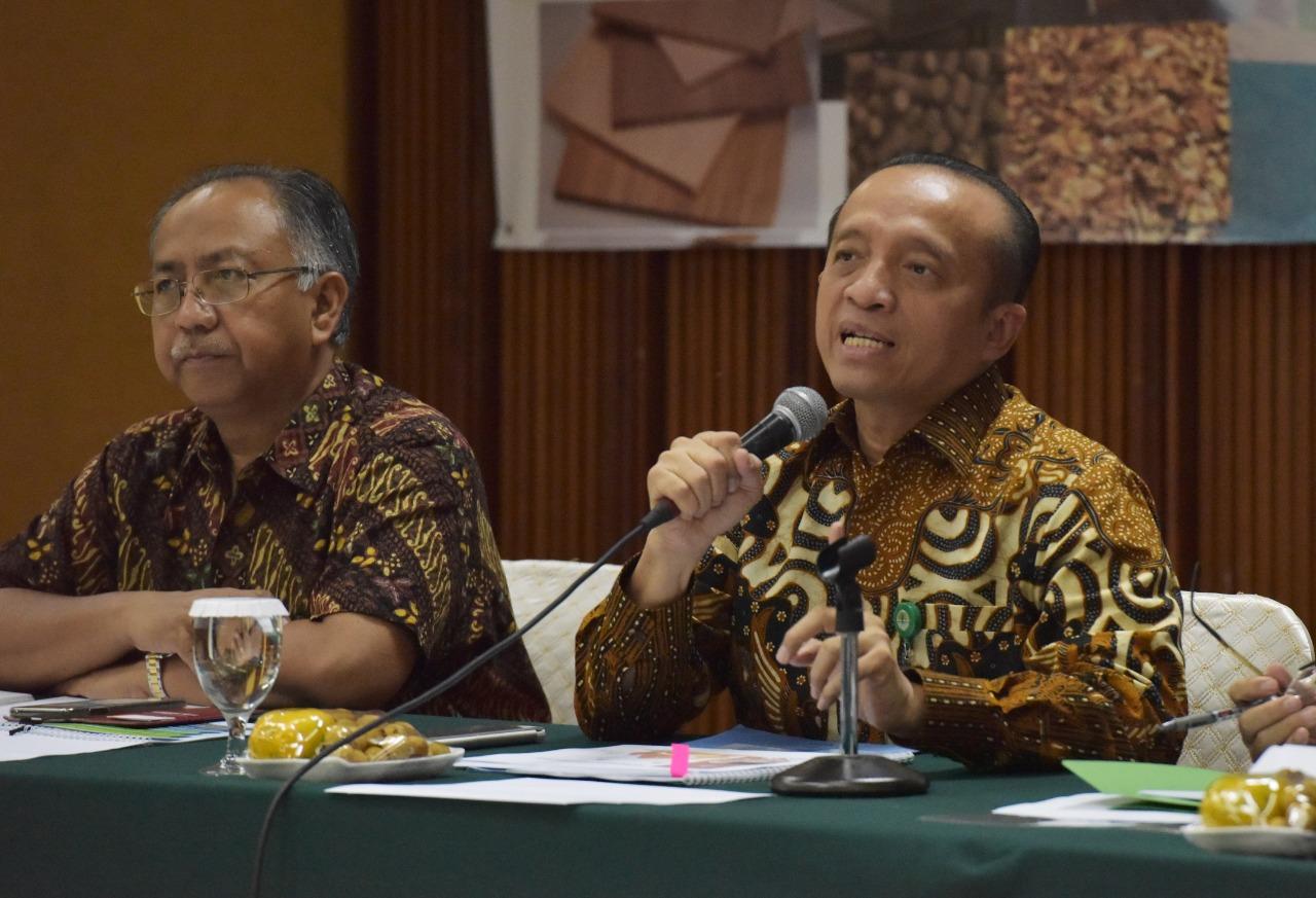 Terobosan Pemerintah untuk Tingkatkan Investasi dan Produktivitas Hutan Produksi
