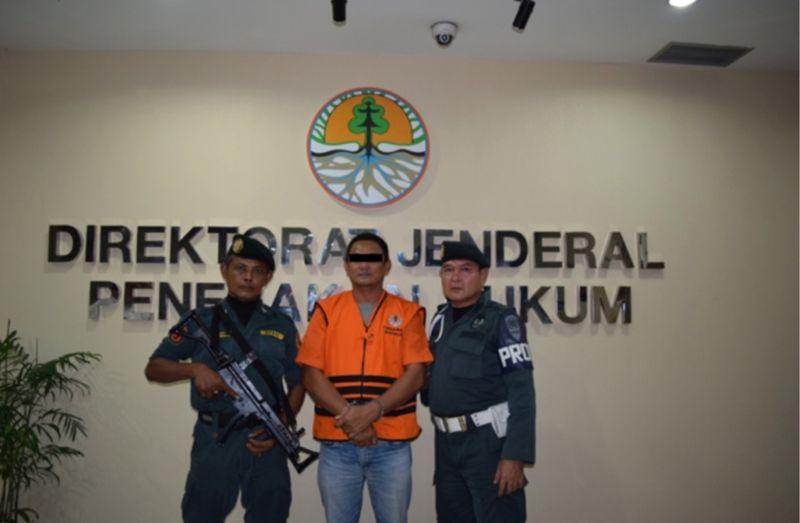 Klhk Tahan Tersangka Pelaku Perusakan Lingkungan Hidup Di Kabupaten Belitung Kementerian Lhk