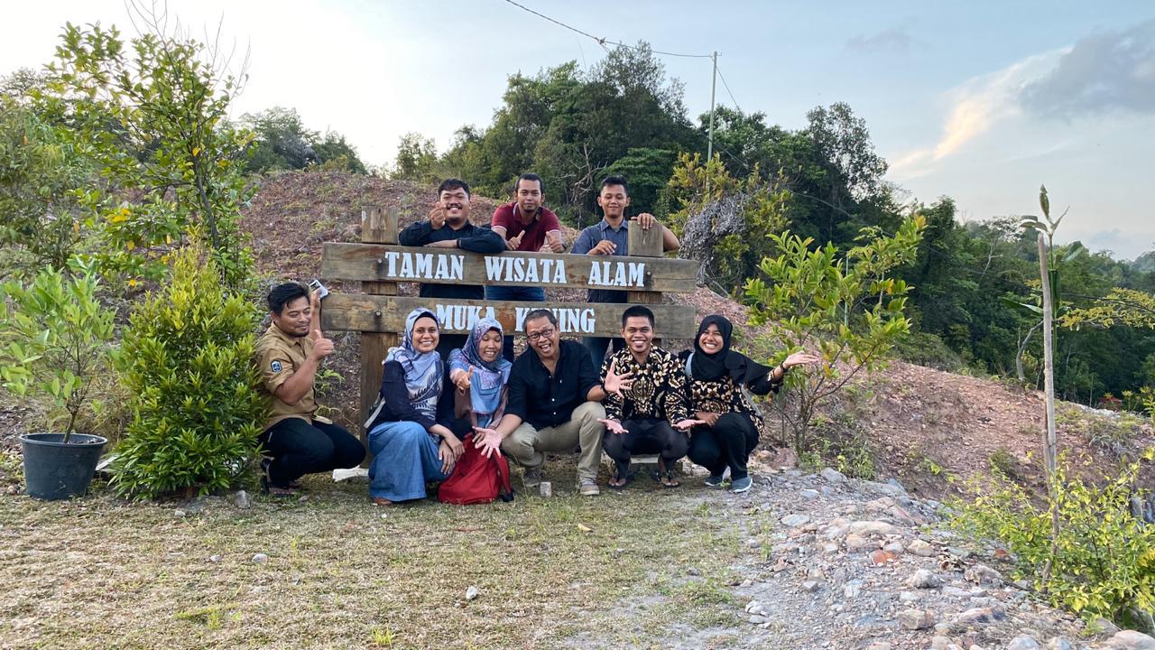 Kepala Balai Besar KSDA Riau Melihat Langsung Wilayah Kerjanya di Lapangan