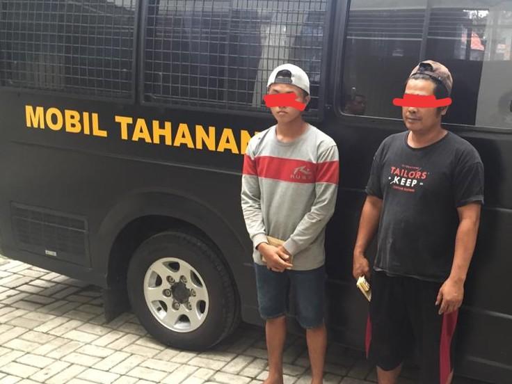 KLHK Menangkap Pelaku Illegal Logging di Taman Nasional Meru Betiri