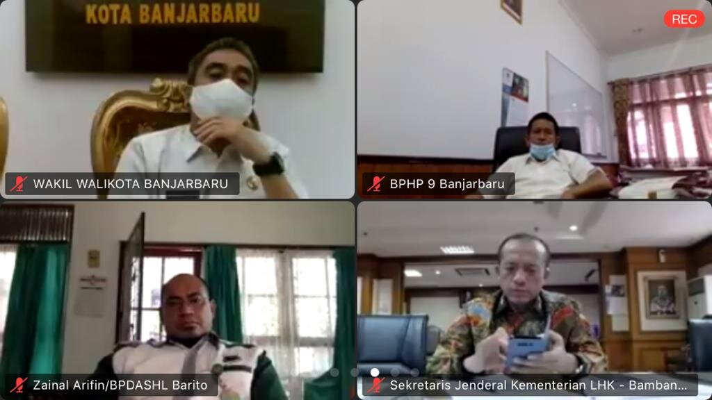 Perkuat Resor KPH, Solusi Permanen Cegah Karhutla