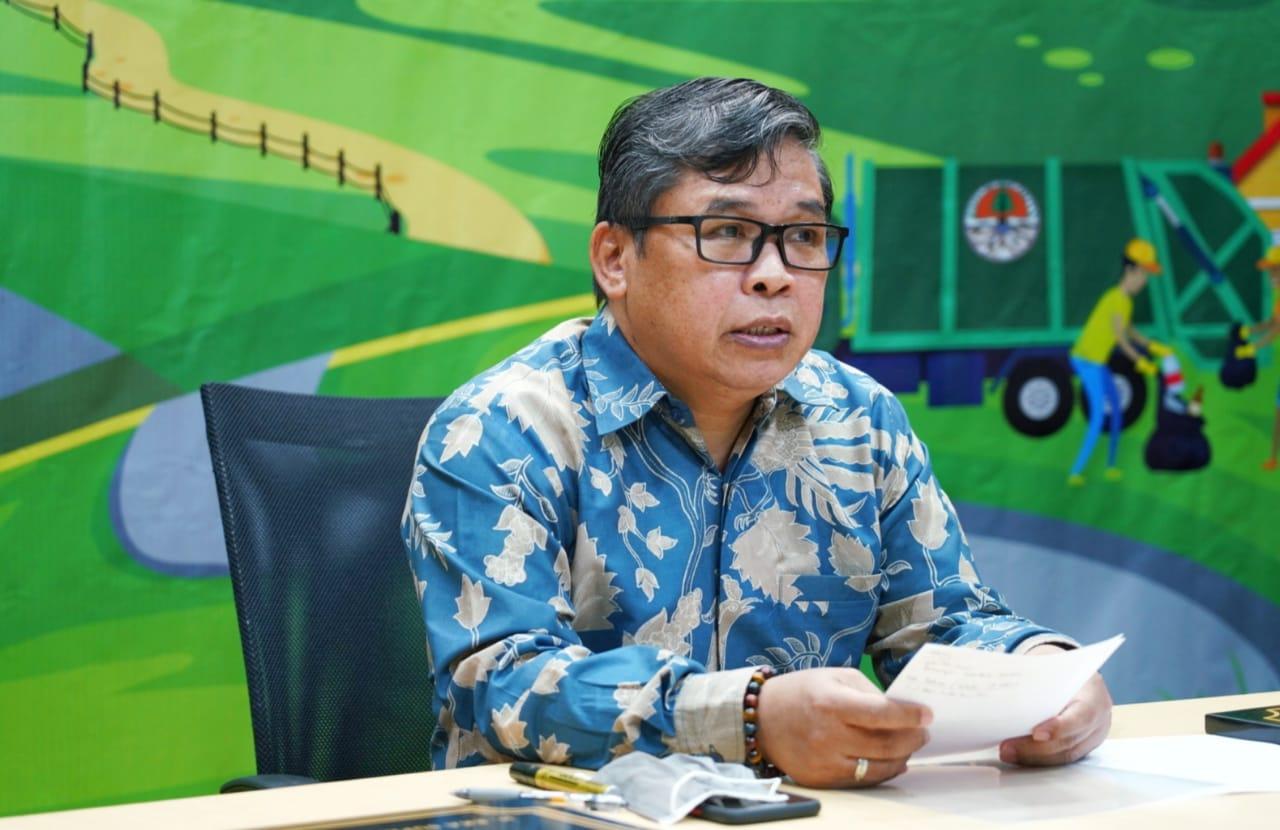 KLHK Resmikan Fasilitas Pengelolaan Sampah di Kabupaten Subang dan Bekasi