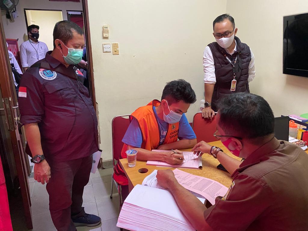 Komisaris PT. PMB Segera Disidang Kasus Perusakan Hutan Lindung Sei Hulu Lanjai Batam