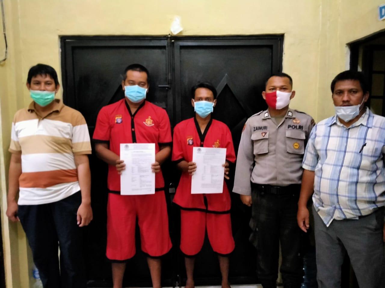 Gakkum KLHK Tangkap Pengedar Kayu Ilegal di Kotawaringin Timur dan Palangkaraya