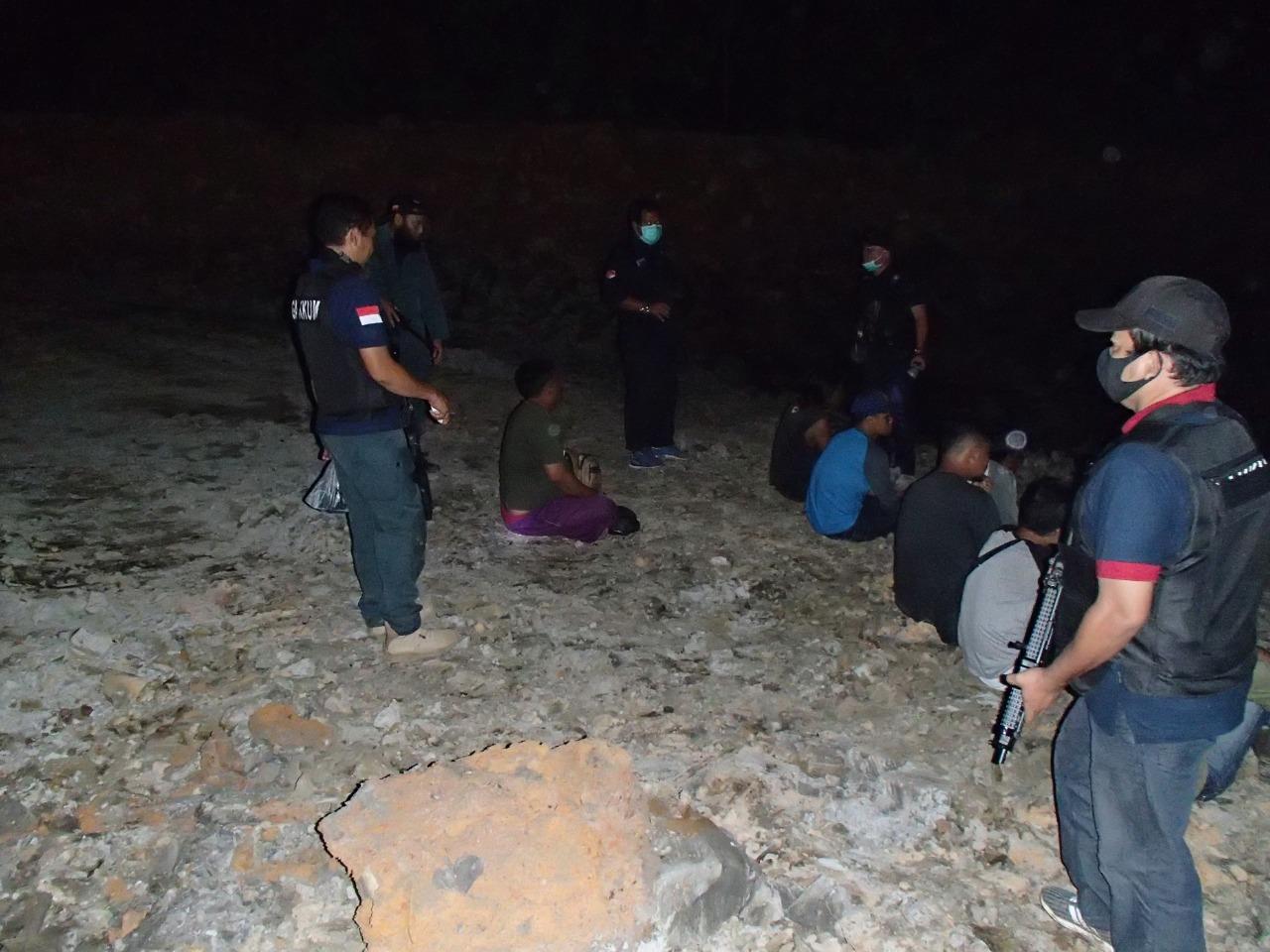 Gakkum KLHK Berhasil Hentikan Tambang Batu Bara Ilegal di Tahura Bukit Soeharto