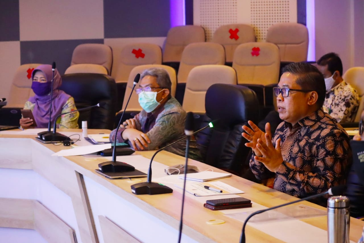 FGD KLHK Bahas Tinjauan Perspektif DPD RI Dapil Kalimantan Dalam Pengembangan Food Estate