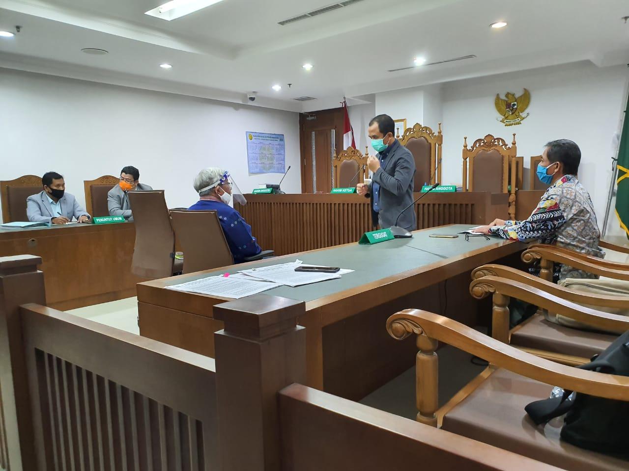 Kasus Pencemaran Limbah B3: Praperadilan Direktur PT. NTS Kepada KLHK Ditolak