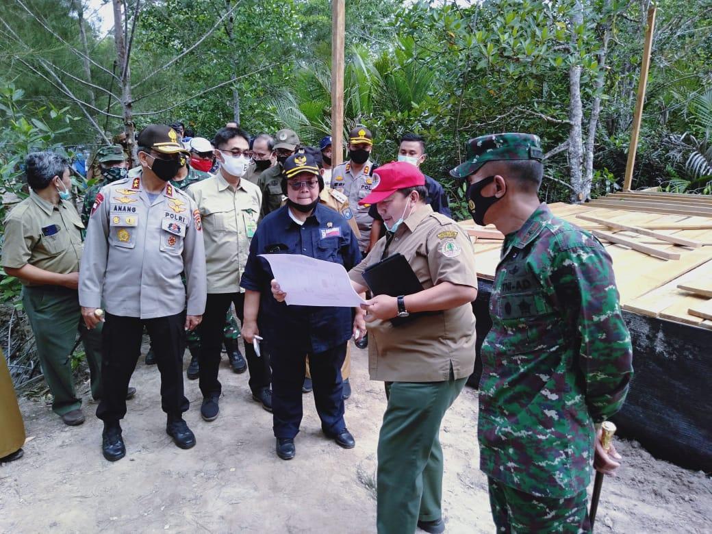 Menteri LHK Kunjungi Lokasi Penyerahan SK Perhutanan Sosial dan TORA se-Sumatera