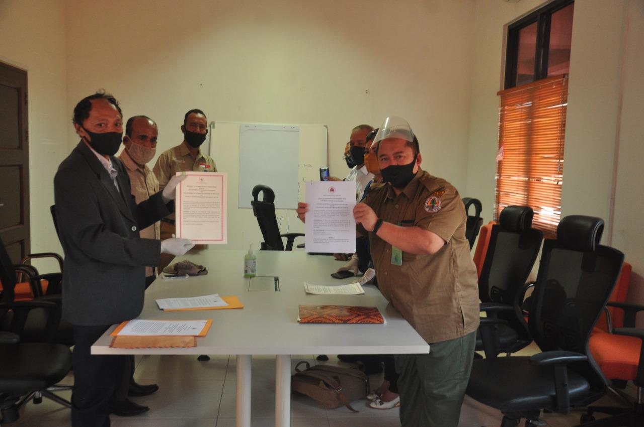 Indonesia-Timor Leste Lanjutkan Kerjasama Teknis Sektor Kehutanan