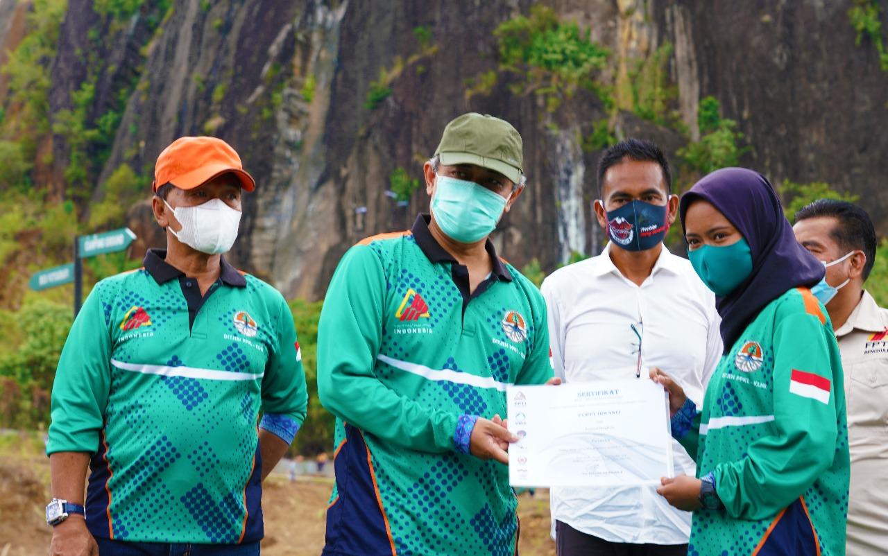 Bukit Kandis, Lahan Bekas Tambang yang Jadi Wisata Andalan dan Membangun Perekonomian Masyarakat Ben