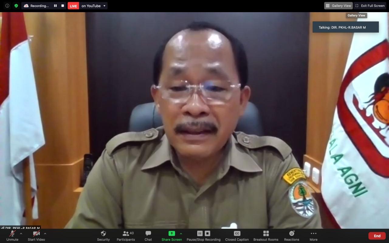 Prioritaskan Pencegahan, Karhutla di Pulau Jawa Turun Signifikan