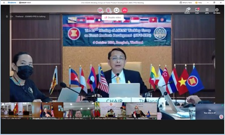 Negara ASEAN Bahas Pengelolaan Hasil Hutan pada The Twenty Third Meeting of The Asean Working Group