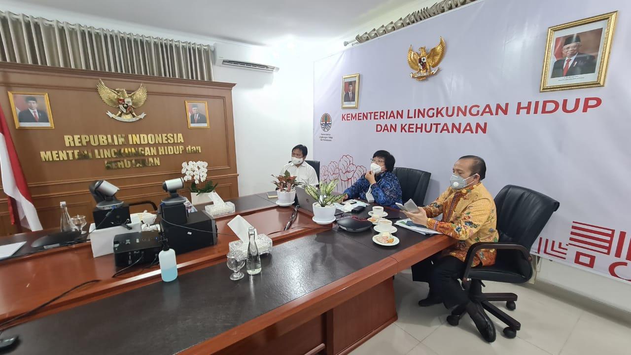 Atasi Kesenjangan Multi Tafsir atas UUCK Bidang LHK, Menteri Siti Ungkapkan Rencana Penerbitan PP