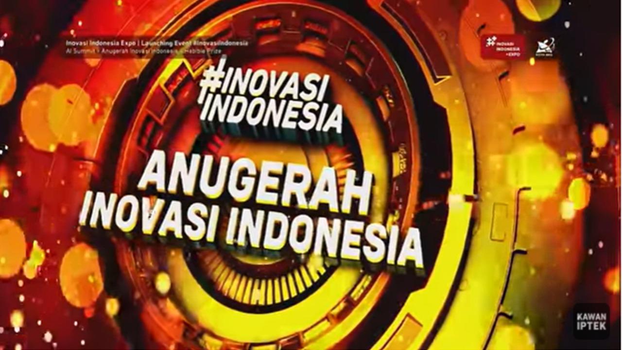 Litbang KLHK Raih Anugerah Inovasi Indonesia 2020
