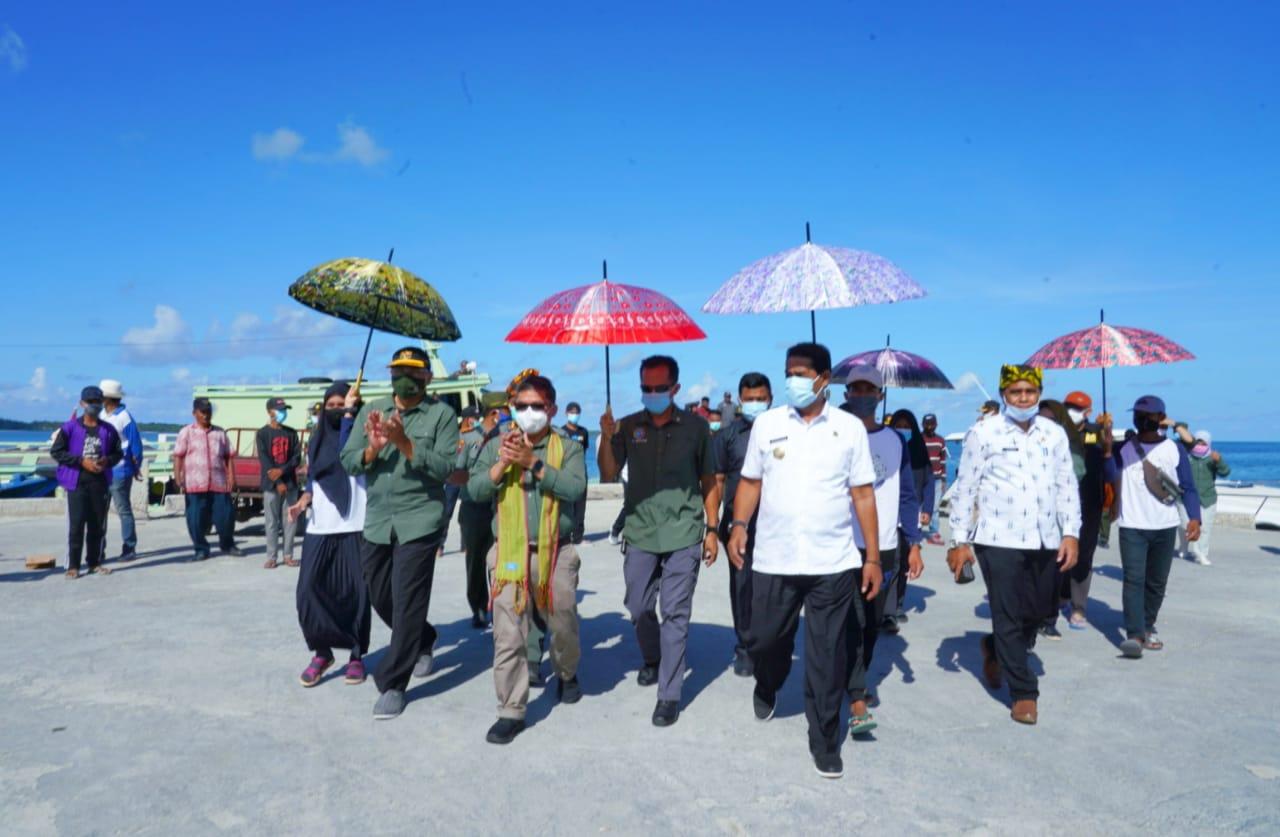 Wamen LHK Ingatkan Pengelolaan Kawasan Konservasi Harus Melibatkan Pemerintah Daerah dan Masyarakat