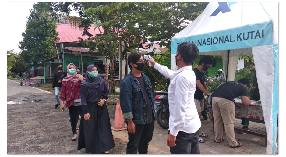 Wisata Taman Nasional Kutai di Masa Pandemi Covid-19