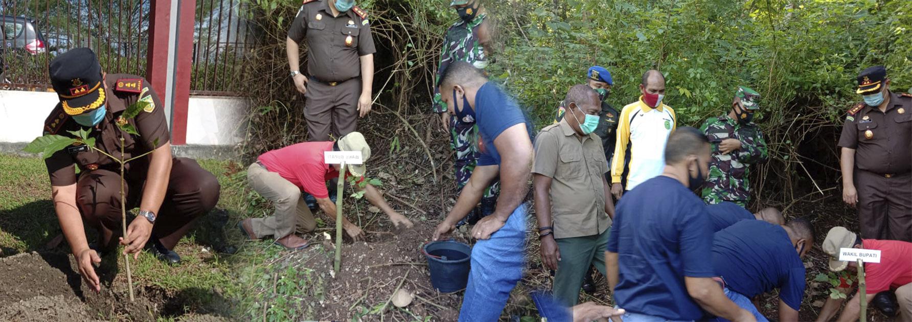Lestarikan Hutan Untuk Masa Depan Lewat Aksi Penghijauan