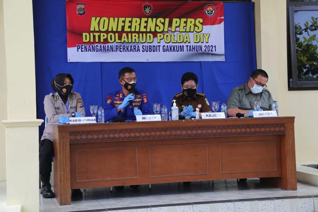 Perdagangan Satwa Liar Dilindungi Di Yogyakarta Dibongkar