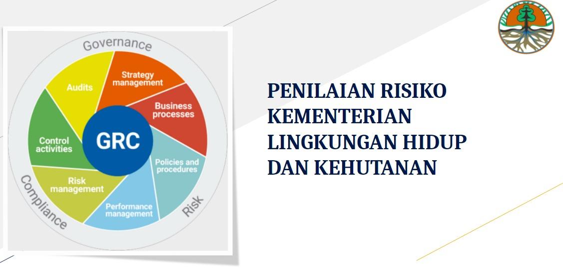 BLI KLHK Tetapkan Daftar Risiko Strategis SPIP untuk Capai Tujuan Organisasi