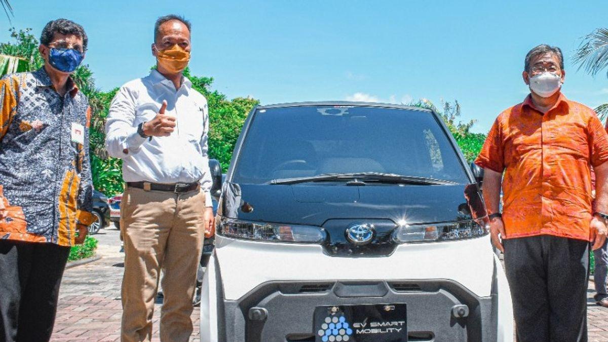 Prospek Moda Transportasi Tenaga Listrik Rendah Emisi Di Indonesia