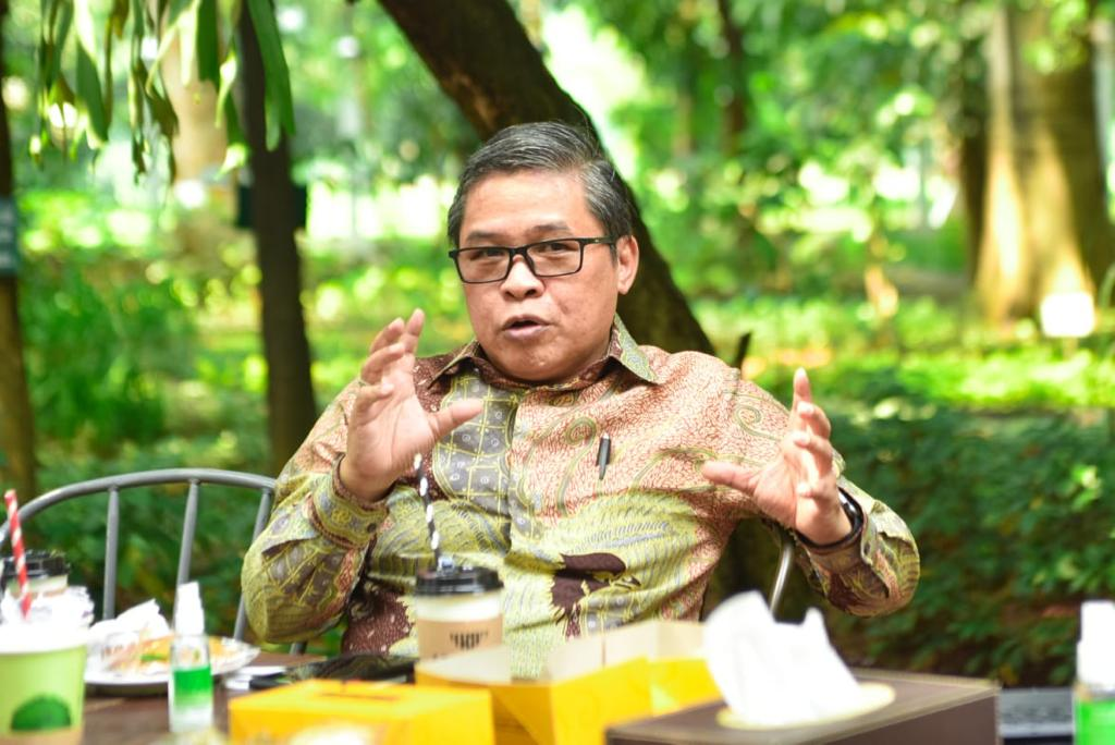 Wamen LHK Buka Indonesia Climate Change Virtual Expo & Forum 2021, Menuju COP-26 UNFCCC Glasgow