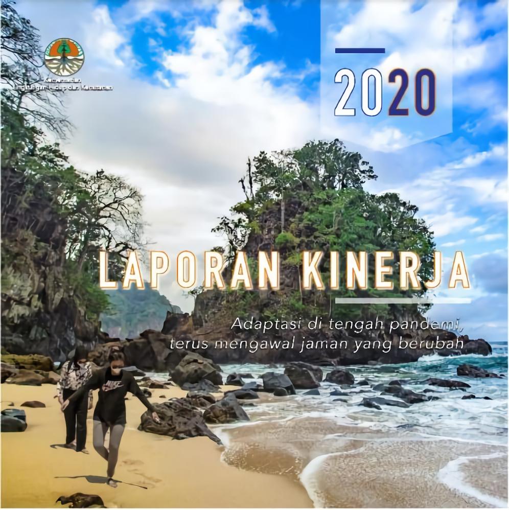 Laporan Kinerja Kementerian Lingkungan Hidup dan Kehutanan 2020