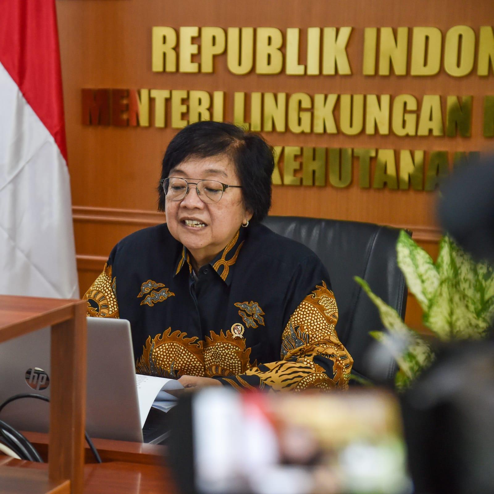Menteri LHK: Kepentingan Nasional Menuju Netral Karbon 2060 Tanggung Jawab Bersama