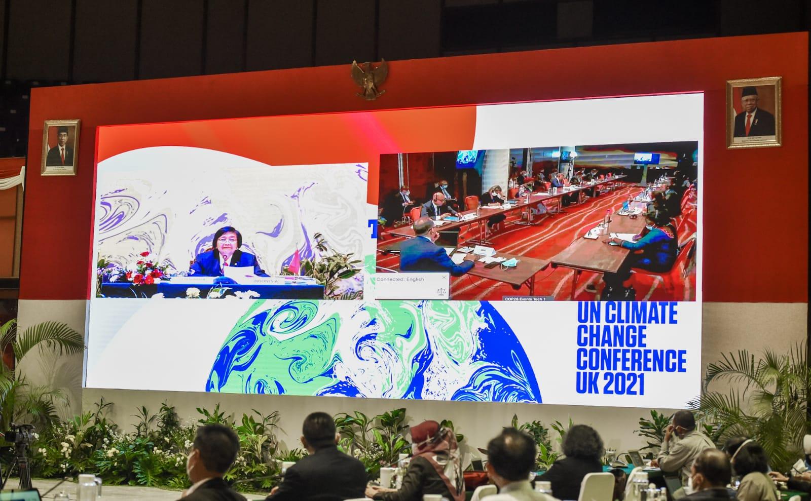 Ministerial Meeting COP26 Glasgow dan Kesiapan Indonesia
