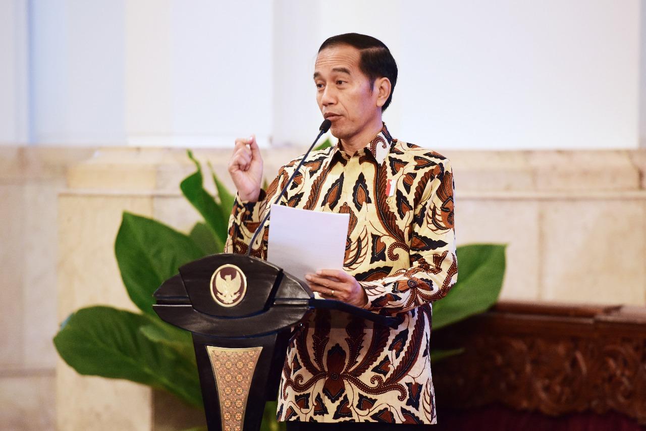 Presiden Jokowi: Ada Lompatan Kemajuan Signifikan dalam Penanganan Karhutla