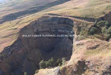 Pasca Gempa Lombok, Begini Jalur Pendakian & Sarpras TN Gunung Rinjani