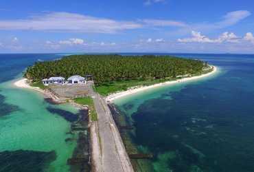 Pulau Jinato, Salah Satu Keindahan di TN Taka Bonerate